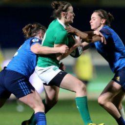 RBS6N: France Women 18 Ireland Women 6