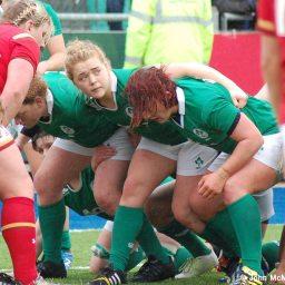 RBS6N: Teams up for France Women v Ireland Women