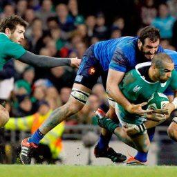 RBS6N: Teams up for France v Ireland