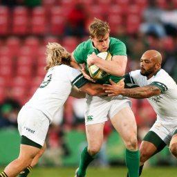 Ireland: South Africa 32 Ireland 26