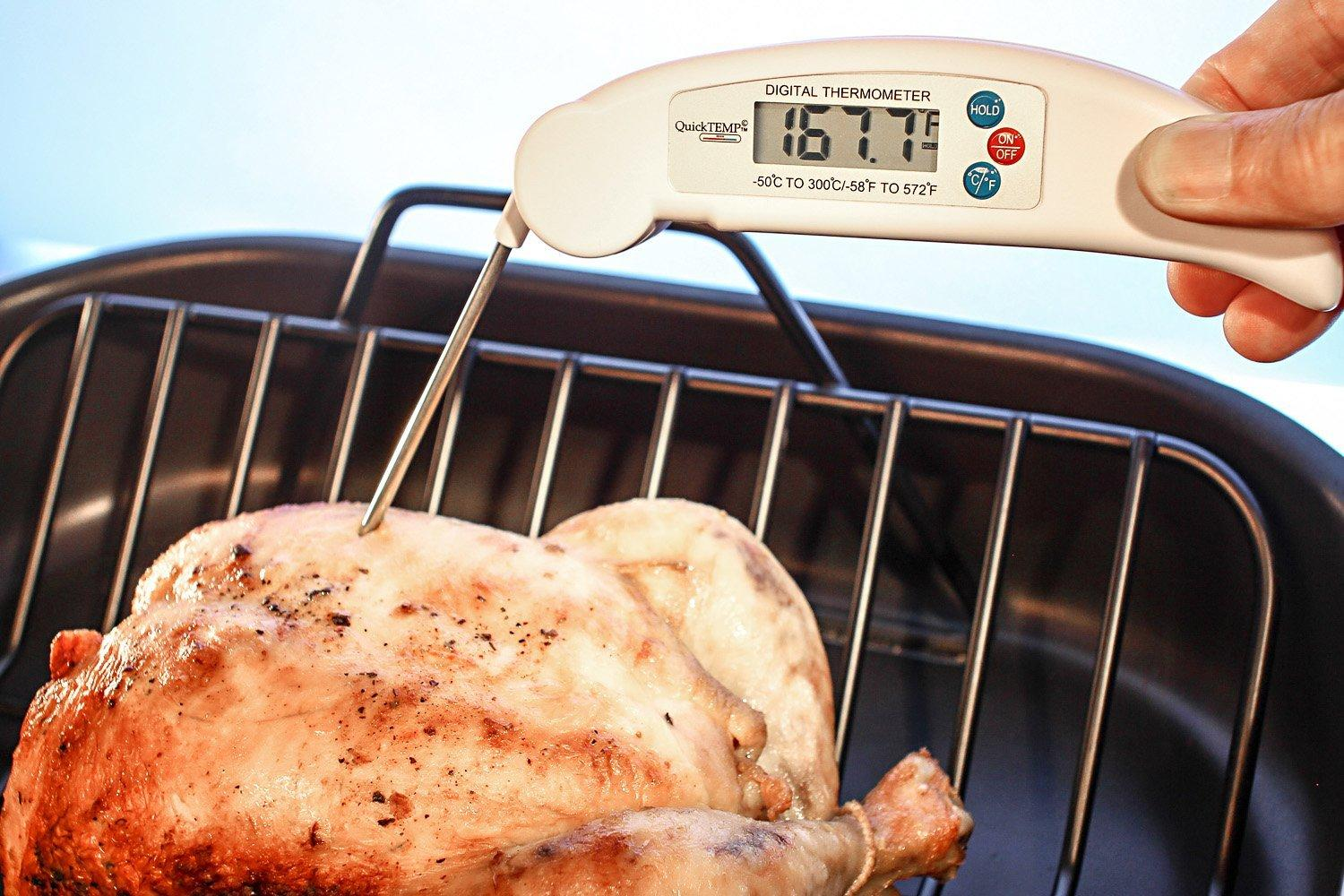 Food Thermometer Big W Digital Instant Read Bbq Thermometer