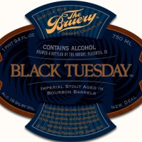 The Bruery Black Tuesday 2014 - Society Only Party Tickets on Sale Today