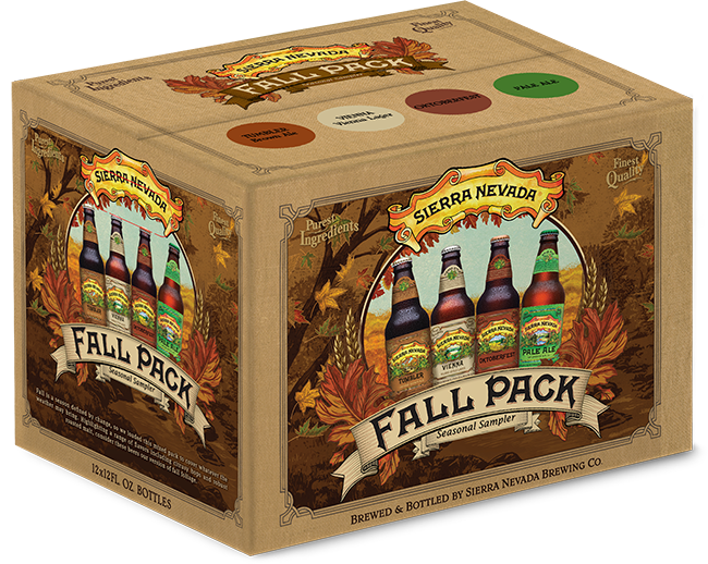 New Sierra Nevada Variety Pack Features The Flavors Of