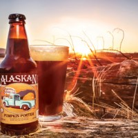 Alaskan Brewing's First Ever Fall Seasonal - Pumpkin Porter