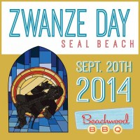 Cantillon Zwanze Day 2014 at Beachwood BBQ Seal Beach Details