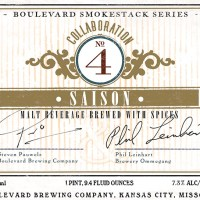 Boulevard Brewing Pairs With Brewery Ommegang For Latest Collaboration Beer