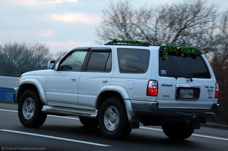 Weihnachten Im Auto Hyundaigetz