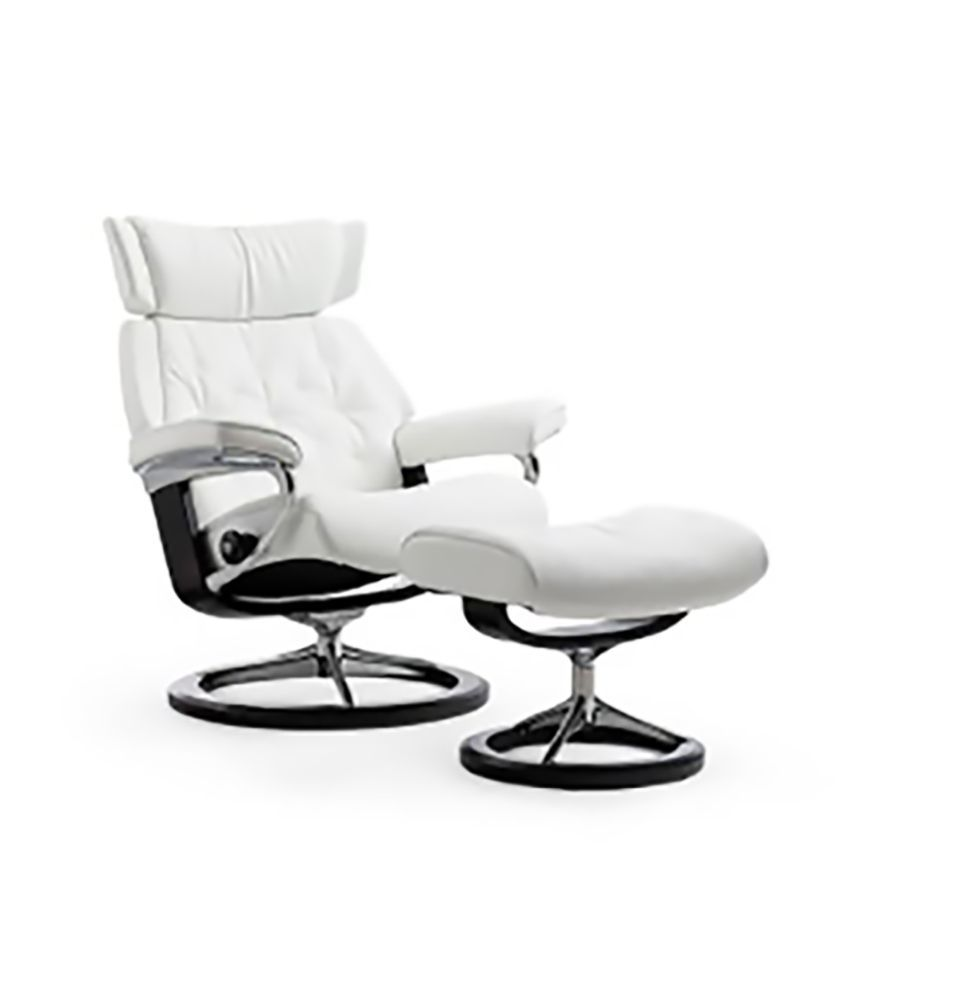 Stressless Outlet Ekornes Stressless Skyline Chair Ottoman