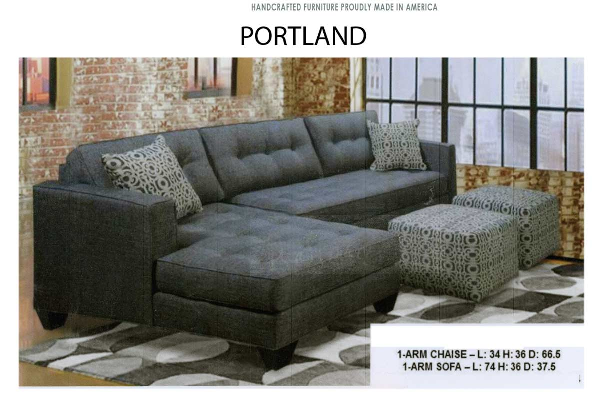 Furniture Clearance Vancouver Portland Sofa Chaise Discount Furniture Portland Or