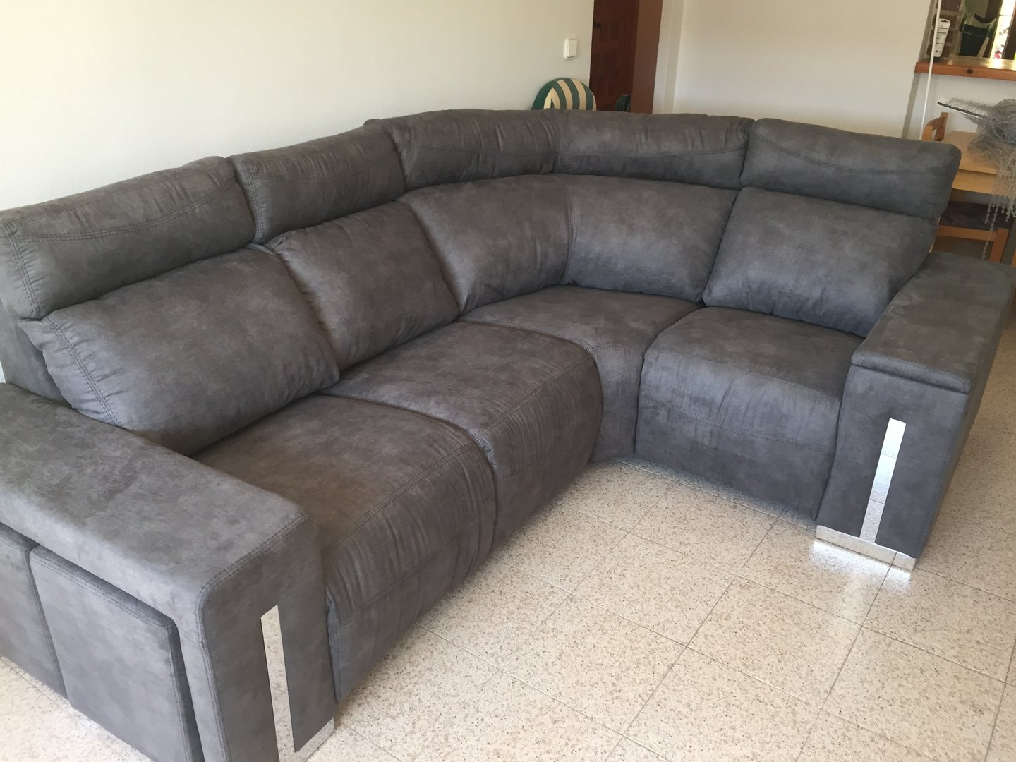 Big Sofa 290 Cm Mercury Modular Sofa The Furniture Store
