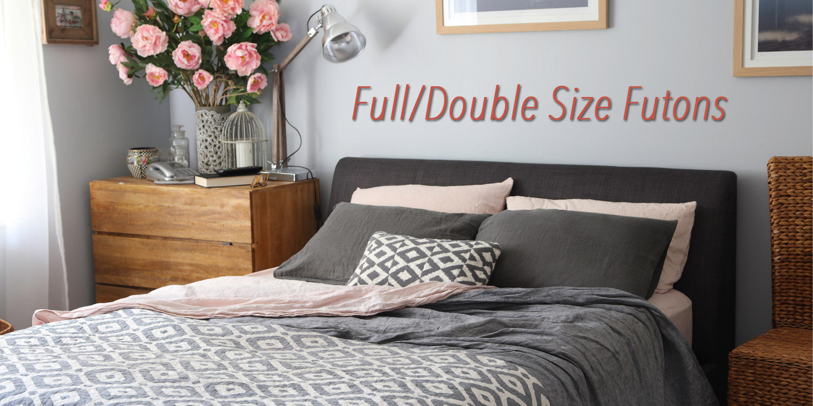 Full Double Bed Blog Shopping Guide Bedroom And Modern Full Double Size Futon