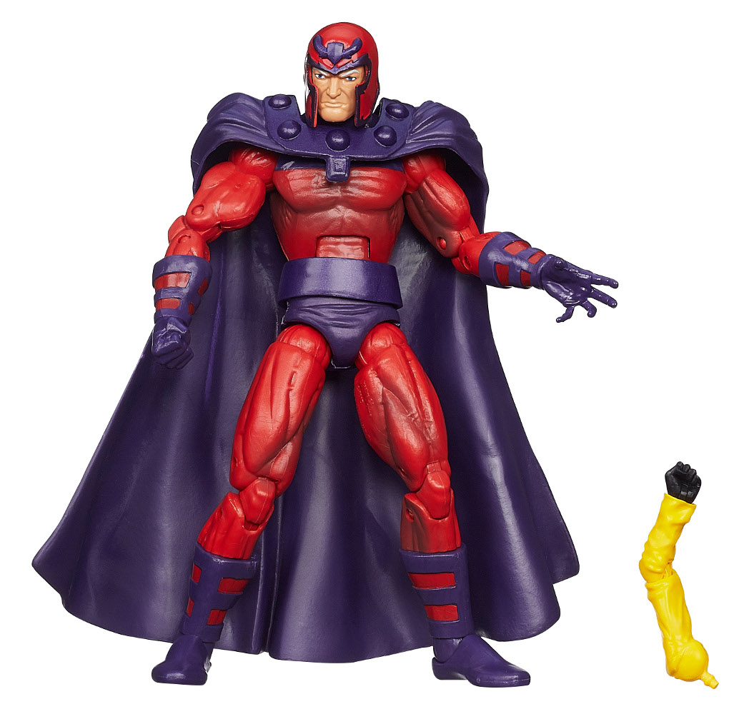 [Hasbro] Marvel Legends | X-Men 2014 revelados X-Men-Legends-Tru-Exclusive-Magneto