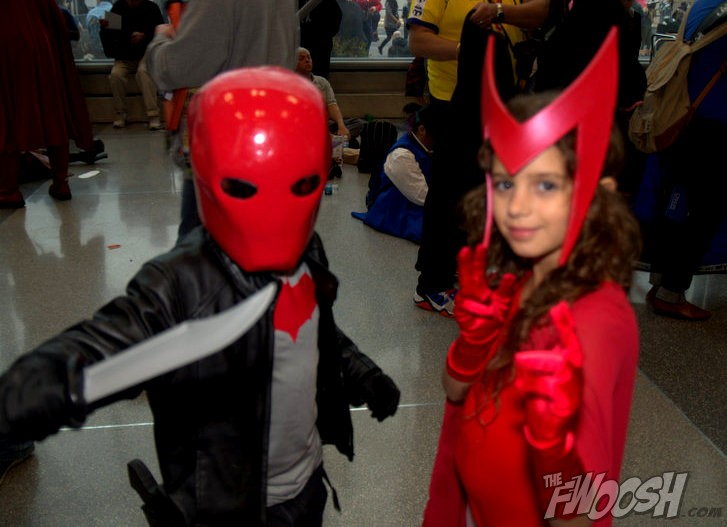 NYCC2014 cosplay - Red...