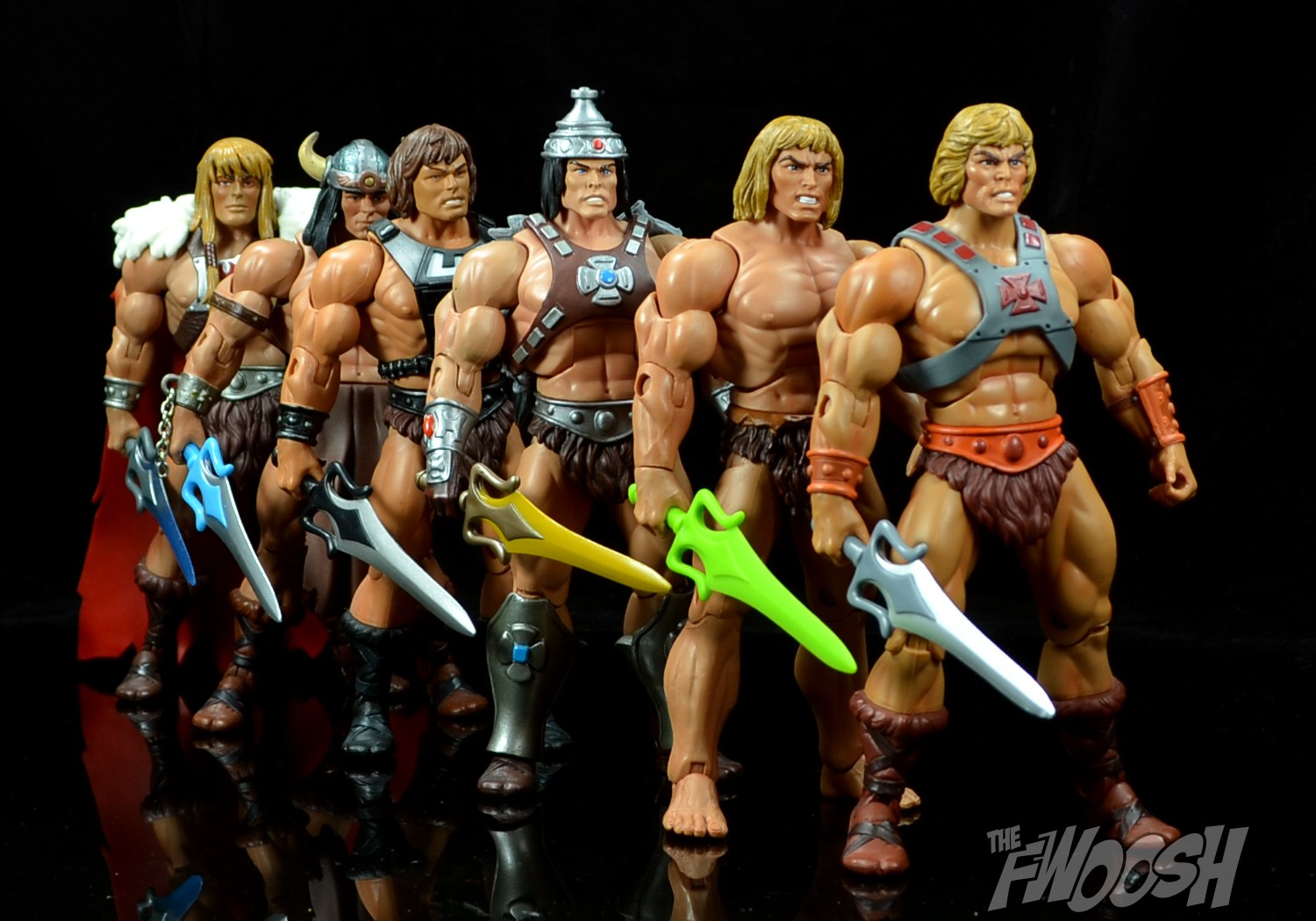 Masters of the universe naked