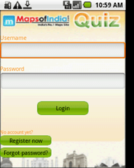 mapsofindia quiz mapsofindia india specific android apps Android apps android app india