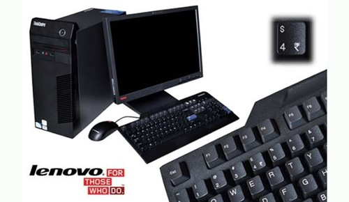 Lenovo m60E Lenovo desktops India Lenovo desktops Lenovo