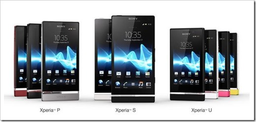 Sony Xperia phones Sony Android Phones Android updates
