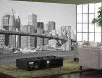 New York Wall Mural  Gadget Flow