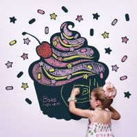Wallcandy Arts Black Cupcake Chalkboard Kit  Gadget Flow