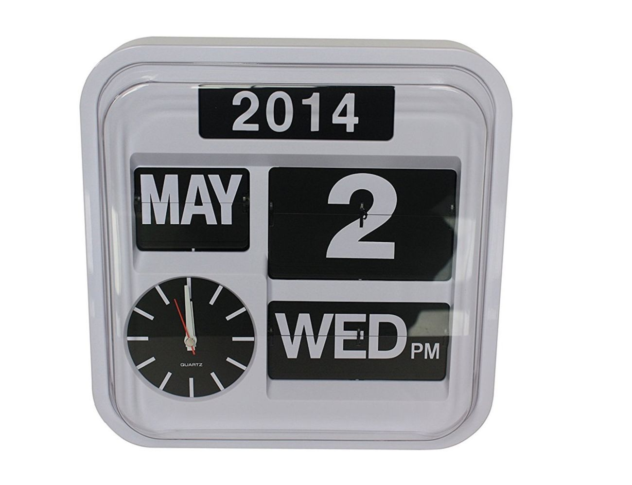 Big Flip Clock Karlsson Calendar Clock Big Flip Gadget Flow