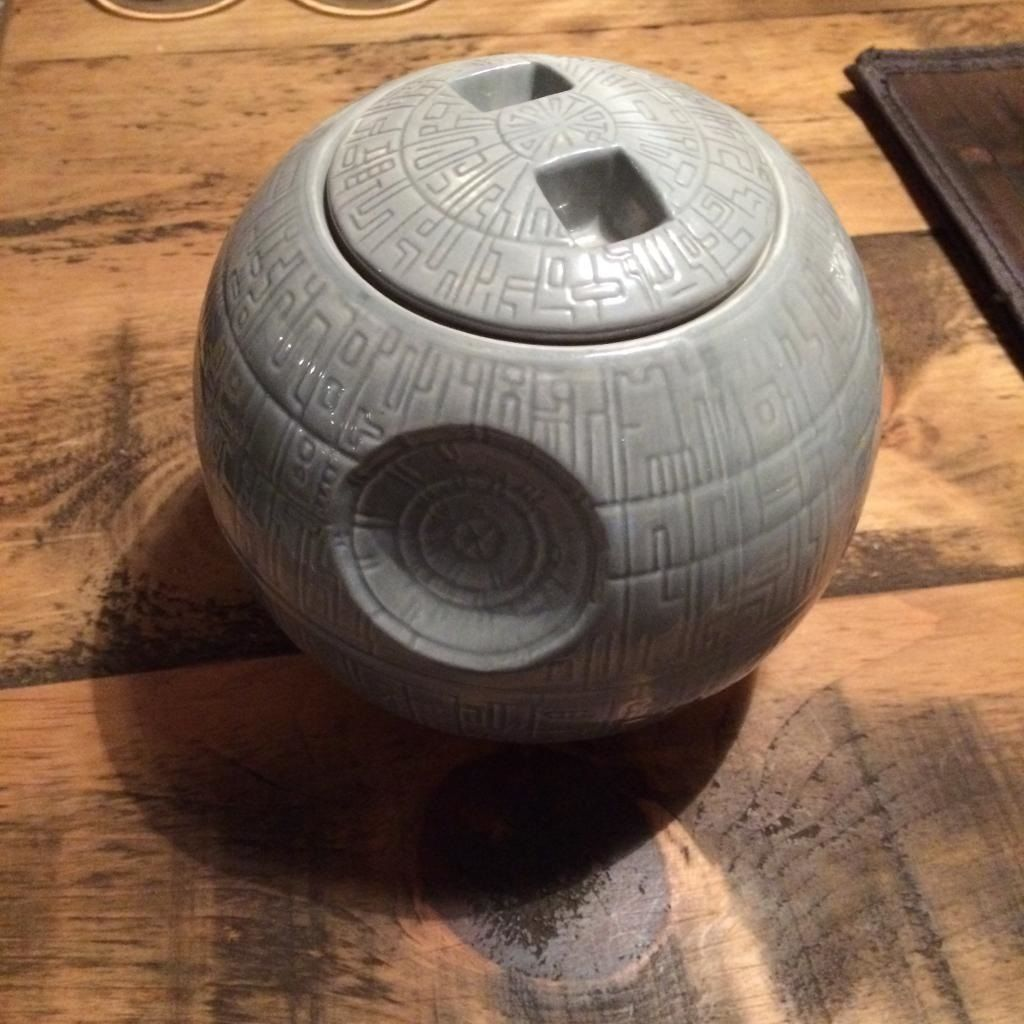 Star Wars Cookie Jars Star Wars Death Star Cookie Jar Gadget Flow
