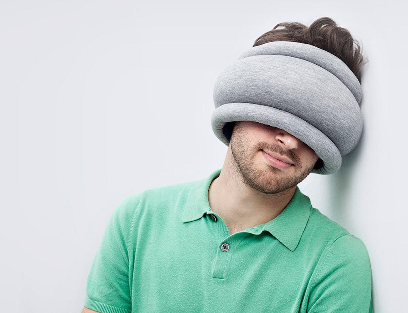 Ostrich Pillow Light  Gadget Flow