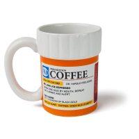 Prescription Bottle Coffee Mug  Gadget Flow