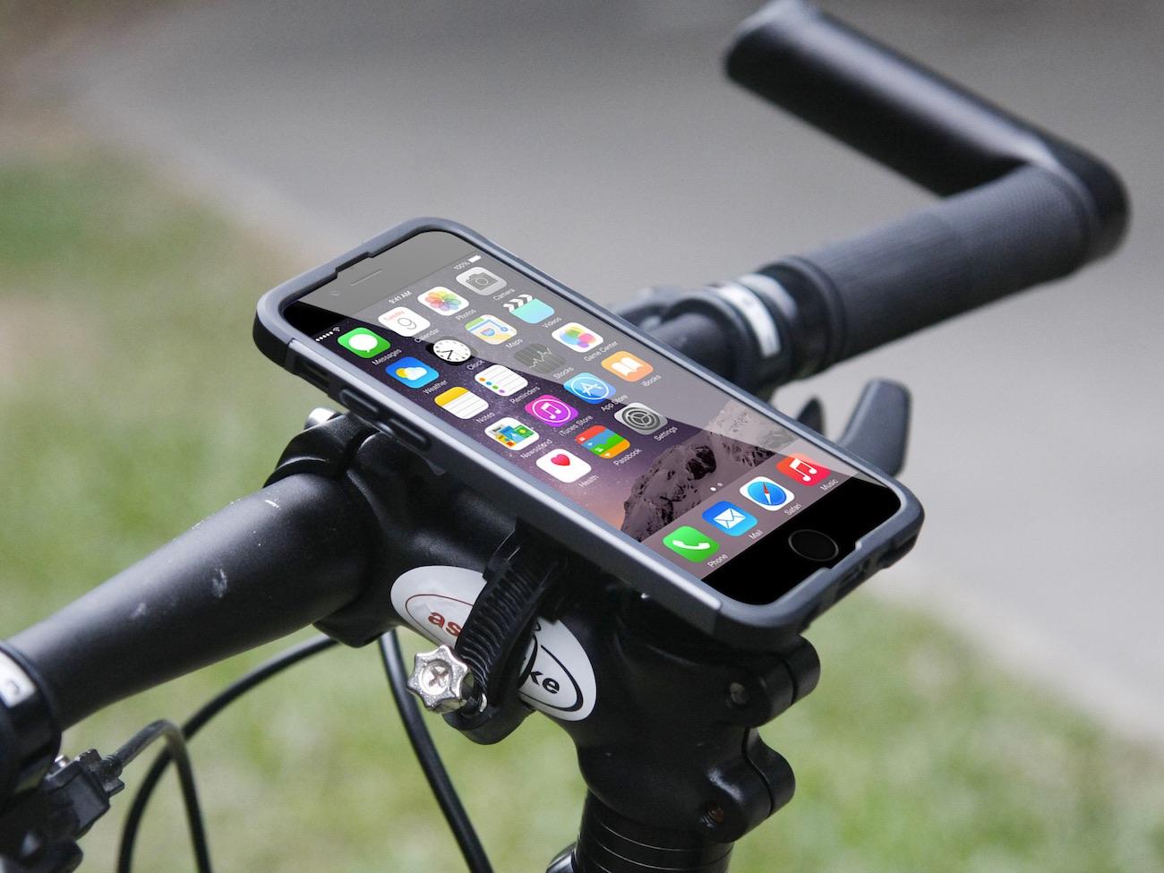 Armor X Iphone 6 Mount Case For Jogging Car Bike