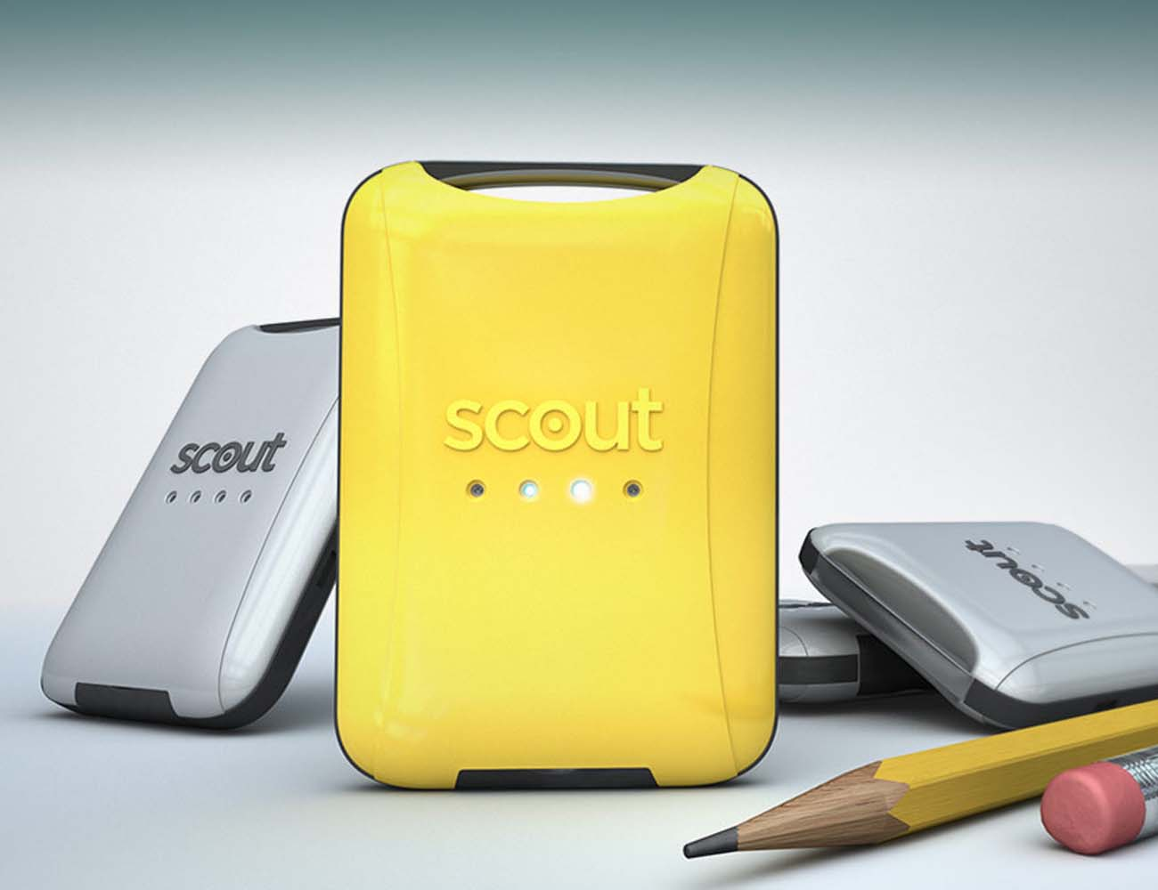Gps Tracker Scout Smart Mighty Gps Tracker With Bluetooth