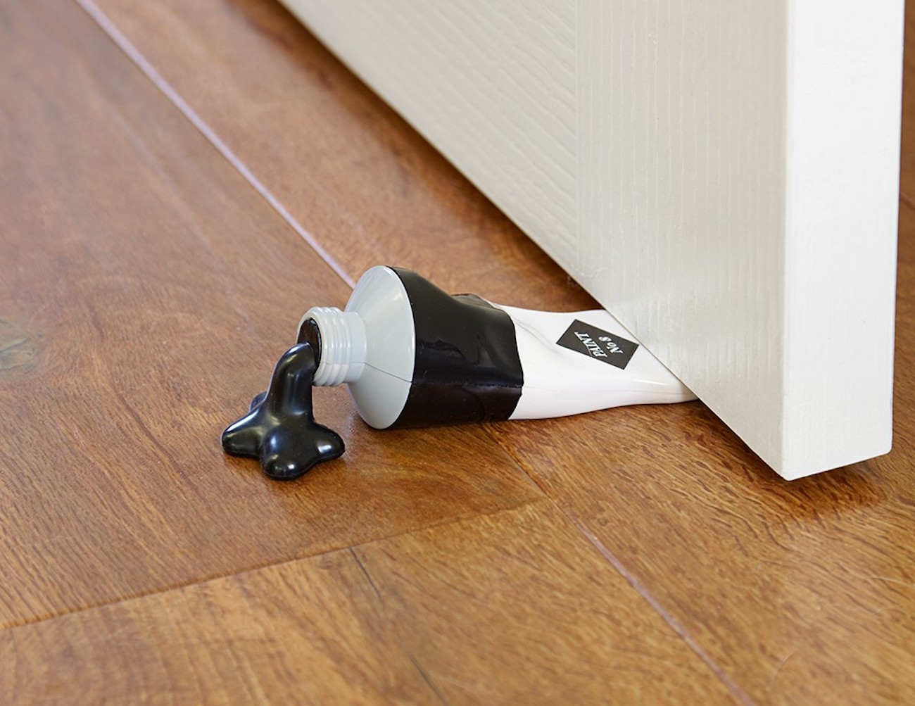 Modern Door Stoppers Paint Tube Doorstop By Bluw Review