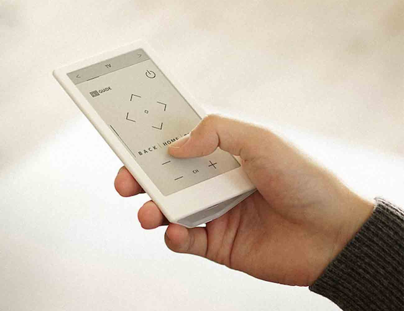 Huis Gadgets Huis E Ink Remote Controller One Remote For All Your Smart Home Devices