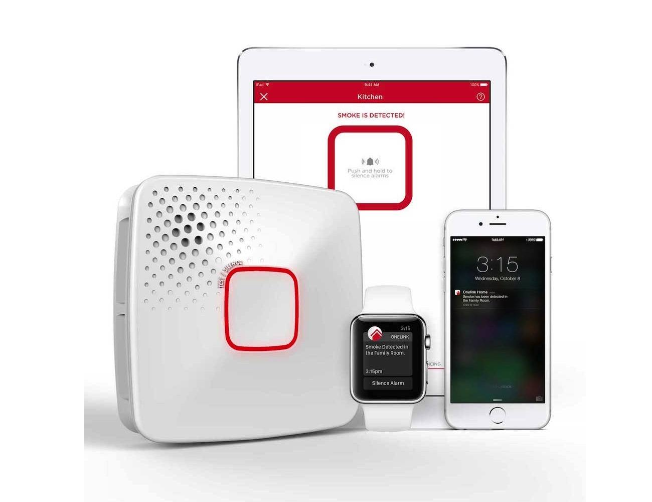 First Alert First Alert Onelink Wi Fi Smoke And Carbon Monoxide Alarm