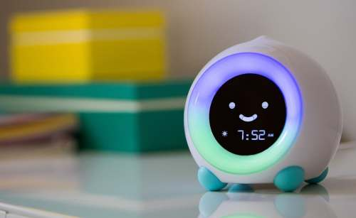 Medium Of Kids Alarm Clock