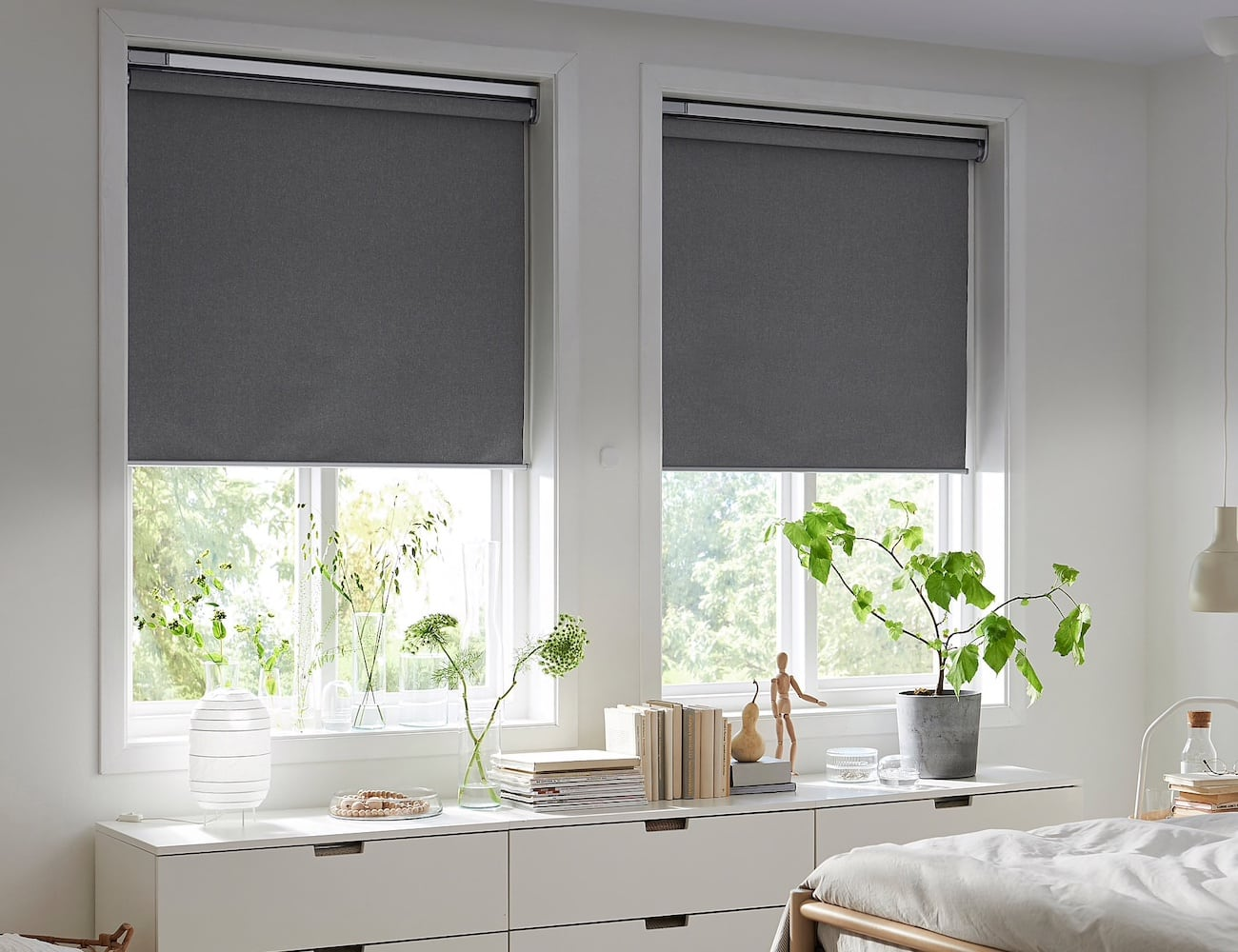 Ikea Window Ikea's Smart Window Blinds Let You Control Natural Light