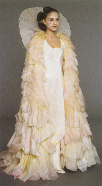 Finding Character in Clothing: The costumes of Padme ...