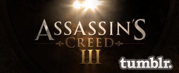 Assassin's Creed 3 Tumblr