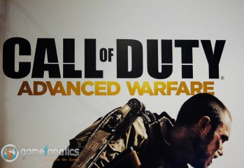 Call of Duty Advanced Warfare E3 2014 The Game Fanatics (4)