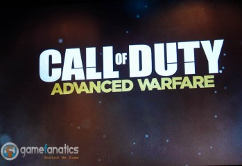 Call of Duty Advanced Warfare E3 2014 The Game Fanatics (6)