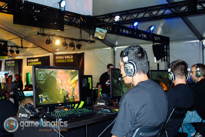 NVIDIA Gaming Expo E3 2014 - Game Fanatics (73)
