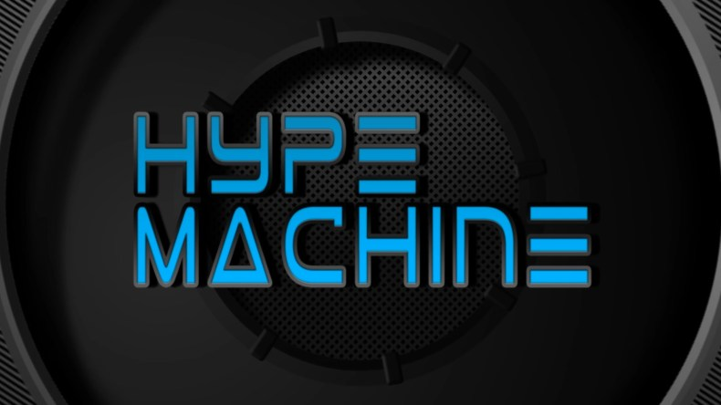 Hype Machine Logo