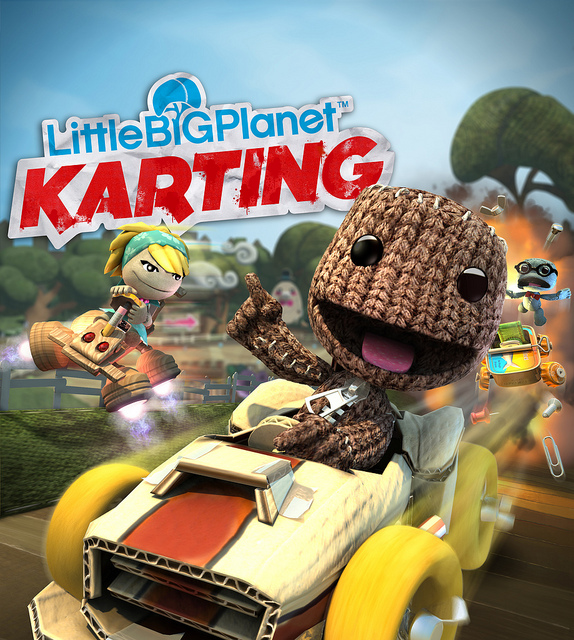 LittleBigPlanet-Karting