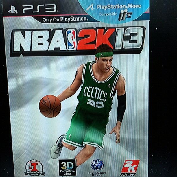NBA 2K13 My Player