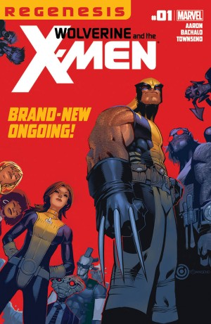 Wolverine and the X Men cover1 e1331684929381 Top 10 X Men Stories, Part 1 (10 6) (Avengers VS X Men)