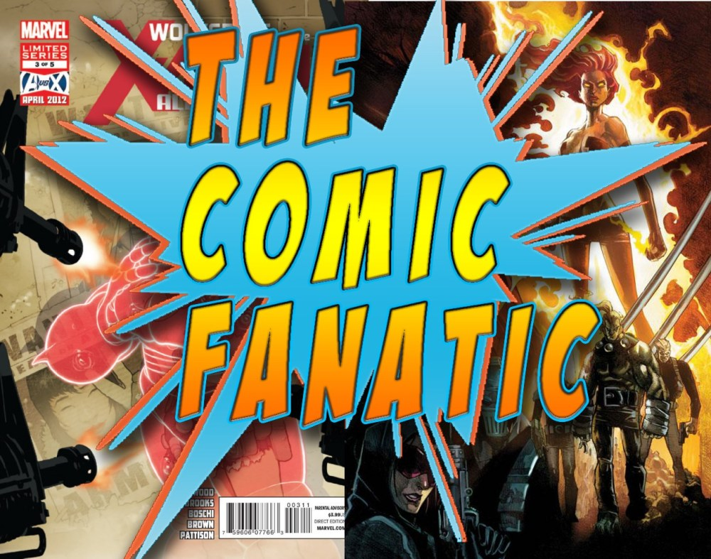 comic fanatic 36
