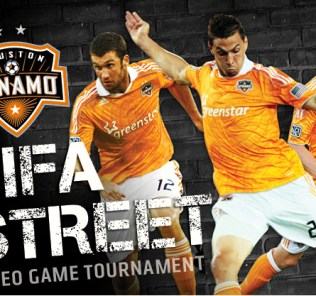 Houston Dynamo FIFA Street Tournament