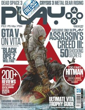 Play Magazine Dead Space 3 300x387 New Dead Space 3 Details Revealed Next Month?