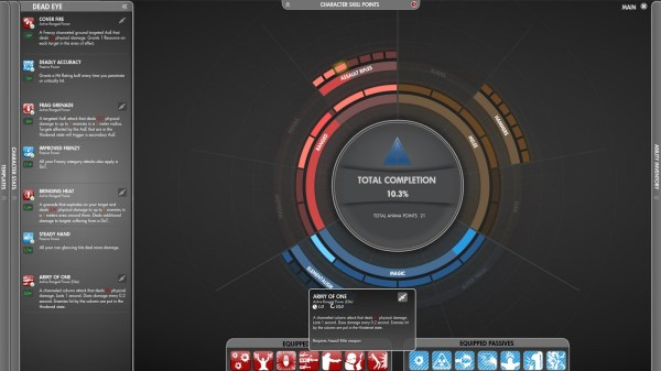 TSW ability wheel 600x337 The Secret World Beta Weekend #1 Impressions