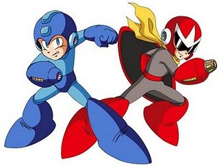 megaman protoman Fanatical Five: Top 5 Rivalries in Gaming