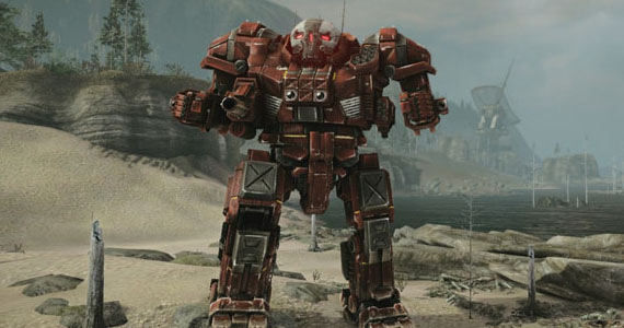 mwo2 Mechwarrior Online (PC) Preview   The Free To Play FPS Youll Need To Play
