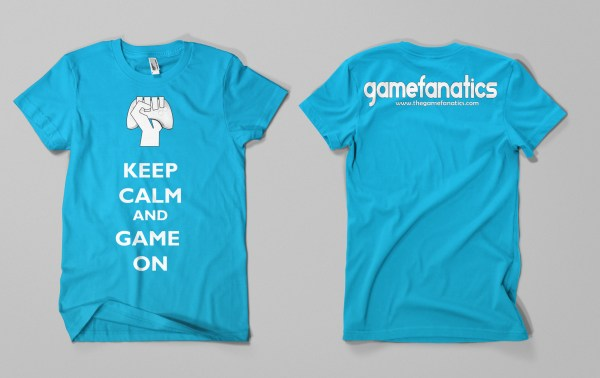 Keep Calm Game On 600x378 Game Fanatics Show Episode 6 (Giveaway!)